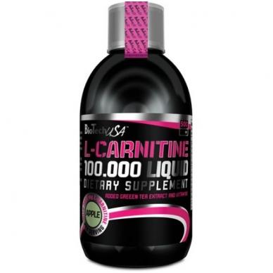BIOTECH L-CARNITINE LIQUID 100000 (500 ml.)