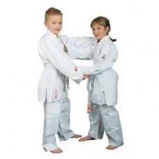 """Dziudo kimono """"HAYASHI"""" Kirin white"""