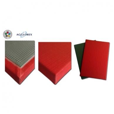 Dziudo tatamis Agglorex 1000x1000x50mm(II rūšis,vinilo danga)