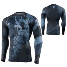"""""""FixGear"""" kompresinai marškinėliai"""