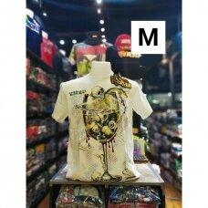 """Marškinėliai """"Shiroi Neko & Minute Mirth"""""""
