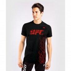 "Marškinėliai ""Venum UFC"" Authentic Fight Week - Black"