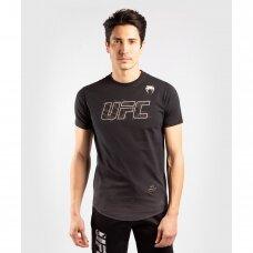 "Marškinėliai ""Venum UFC"" Authentic Fight Week 2 - Black"