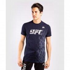 "Marškinėliai ""Venum UFC"" Authentic Fight Week - Blue"