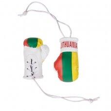 """Mini bokso pirštinaitės """"Royal"""" su Lietuvos vėliava"""