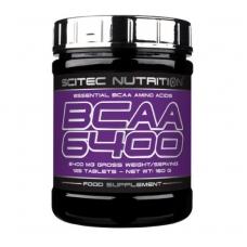 SCITEC BCAA 6400 (125 tabletės)