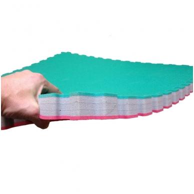 Sertifikuotas tatamis 4 cm (MMA,JUDO,BJJ)-antra rūšis/minkštas
