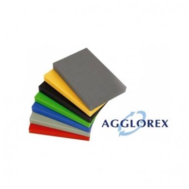 Tatamis Agglorex Standard 1000x1000x40mm (I rūšis)