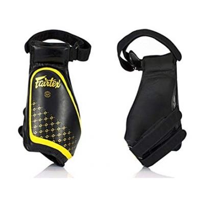 """Trenerio kojų (šlaunų) apsauga """"Fairtex""""  TP4"""